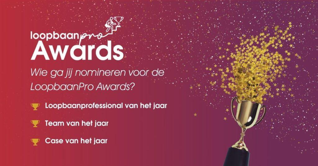 LoopbaanPro organiseert awardevenement: wie wordt loopbaanprofessional van het jaar?